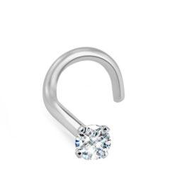 platinum-nose-ring