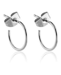 steel-earring-hoops