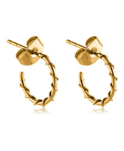 gold-wire-hoops