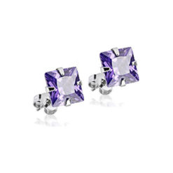 purple-earring-studs