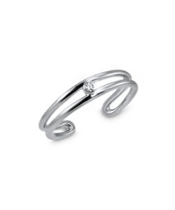 single-cz-toe-ring