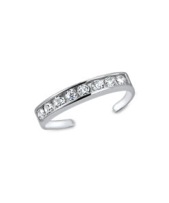 sparkling-toe-ring