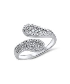 clear-cz-toe-rings