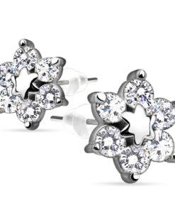 silver-flower-earrings