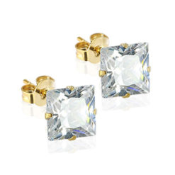 gold-square-earrings