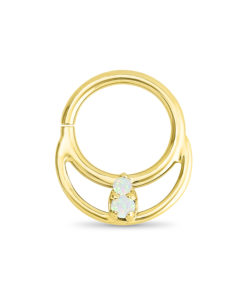 gold-nose-hoop